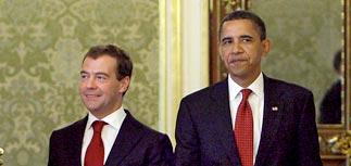 Первые итоги переговоров Обамы в Москве: ПРО и СНВ