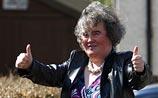СМИ: Робин Уильямс изучает мимику Сюзан Бойл, чтобы сыграть ее в фильме-биографии