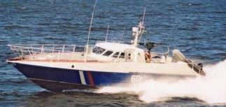 ФСБ направляет катера к абхазской границе