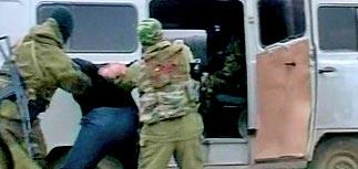 Четырех шахидов поймали и привели к Кадырову на допрос