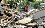 Землетрясение в Южной Осетии дало повод СМИ найти там и социальные потрясения