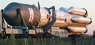 Казахстан запретил российский полет с Байконура