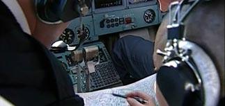 В Татарском проливе ищут экипаж упавшего Ту-142