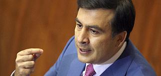 Саакашвили: РФ отторгает Крым, но войны с Украиной не потянет