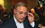 В киевском отеле вице-спикера Госдумы пропал свет перед презентацией книги Касьянова