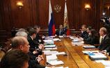 Сечин доложил Медведеву: из-за кризиса газовая отрасль РФ понесла наибольшие потери