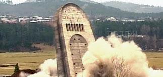 Подрыв мемориала в Кутаиси: политический скандал на фоне трагедии