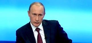 Премьера Путина обвиняют во лжи и неподобающем поведении