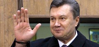 Янукович ликует и уже меняет курс Украины: на Россию