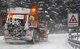 Непогода в Европе: снегопады в Британии и Германии, угроза наводнений в Италии
