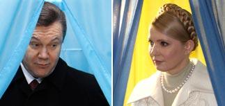 Exit-polls: Виктор Янукович берет реванш
