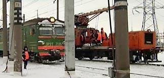 Задержаны подозреваемые в подрыве железной дороги в Петербурге
