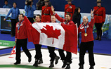 """Сборная Канады ударно завершает Игры, став лидером по """"золоту"""""""