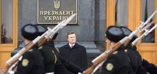 Став президентом Украины, Янукович собрался в Европу