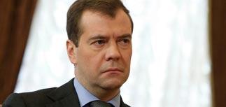 Медведев пропустит инаугурацию Януковича: президент Ливана важнее