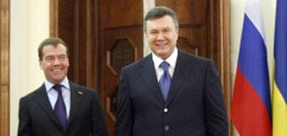 Медведев и Янукович разменяли газ на флот: 30% - на 25 лет