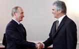 """Путин в Вене договорился о вхождении Австрии в """"Южный поток"""""""