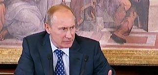 Путин выступил в Италии. Мир узнал о сексуальной ориентации, его и Медведева