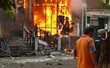 """""""На волне"""" Оша на юге Киргизии беспорядки начались в Бишкеке. Число жертв растет"""