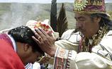 """В доме шамана, """"посвятившего"""" Моралеса в президенты, нашли 350 кг кокаина"""