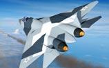 Русские истребители пролетели мимо Фарнборо: Т-50 показали лишь на хвастливом плакате