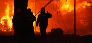 Погибших в природных пожарах уже десятки. Медведев бросил армию на борьбу