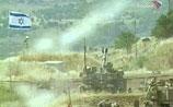 Внезапный бой на границе Ливана и Израиля. В ход пошли ракеты и танк, есть погибшие