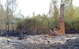 Блоггеры докопались: одна смоленская деревня сгорела по вине начальника из  РЖД
