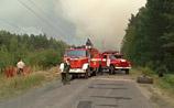 МЧС: угроза проникновения огня в ядерный центр в Сарове остается