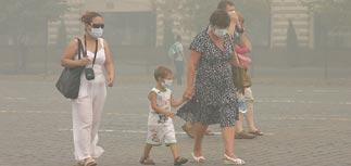 Угарного газа в московском воздухе почти в 7 раз больше нормы