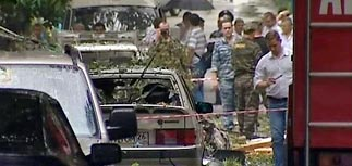 Теракт в Пятигорске: на воздух взлетела машина с 30 кг тротила