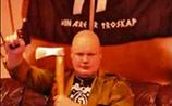 Неонацист Рыжий Тарзан, бежавший из психбольницы РФ в Норвегию, задержан