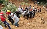 Чудовищный оползень в Мексике: погибли около тысячи человек