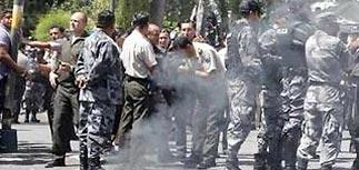 Попытка переворота в Эквадоре: полиция напала на президента