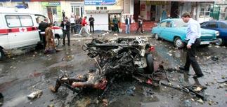 Взрыв на рынке Владикавказа: 17 погибших, более 120-ти раненых