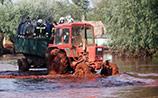 Экологическое ЧП в Венгрии: деревни заливает токсичным красным шламом, есть погибший