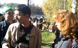 Задержан организатор схода защитников Химкинского леса. Трассу строят