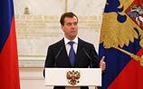 Шпионы, которых Россия выменяла у США, получили от Медведева высшие награды