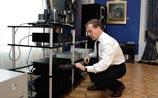 Аудиофил Медведев удивил блоггеров техникой на сотни тысяч долларов