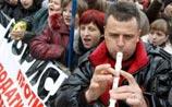 """Януковичу устраивают """"новый Майдан"""", с перекрытием дорог и ночными палатками"""