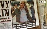 """Катя Затуливетер борется за право остаться в Британии: ее ситуация """"кафкианская"""""""