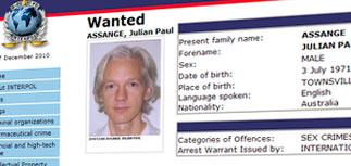 """Создатель WikiLeaks попался: он угрожает """"интернет-бомбой"""""""