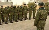 План осеннего призыва во Внутренние войска МВД России провалился