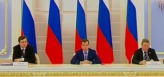 Медведев решил изжить национализм, развивая лучшие черты русского характера