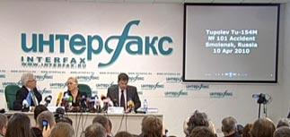 В Польше не всем понравились российские доклад и ВИДЕО по смоленской катастрофе