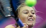 Шарапова проиграла в Москве во втором матче 1/4 финала Кубка Федерации
