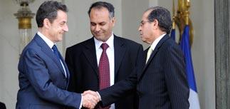 Саркози может предложить Европе бомбить позиции Каддафи