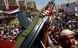 Ситуация в Йемене пошла по пути Ливии: повстанцы занимают регионы, начались столкновения