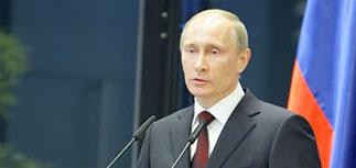 """Путин о """"ливийском споре"""" с Медведевым: """"мы близкие люди"""""""