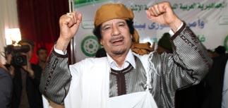 США готовят мирный уход для Каддафи. Ливийский лидер отправил Обаме письмо